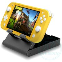 Wholesale stand for switch resale online - Portable Adjustable Stand Compact PlayStand for Nintendo Switch Lite Switch Mini Compact PlayStand for Nintendo Switch