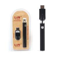ingrosso vv starter-CE3 Touch O PEN Starter Kit 0.5ml Cartuccia 280mAh Batteria Caricatore USB Metal Box 510 vaporizzatore vaporizzatore e kit cig