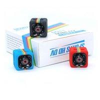 mikrokamera dvr bewegung großhandel-SQ11 HD 1080P Luftbildkamera Bewegungsmelder Nachtsichtkamera Mikrolinse Heimminilinse DVR DV dynamischer Videorecorder