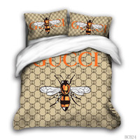 Wholesale comforter 3d bedding sets for sale - Group buy 3D designer bedding sets king size luxury Quilt cover pillow case queen size duvet cover designer bed comforters sets D9