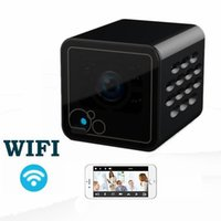 Wholesale micro wifi video camera resale online - Big Len S80 WiFi Wireless Mini Camera HD P Night Vision Motion Mini DV Digital Video Recorder Home Security Micro Camcorder
