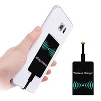 Wholesale mobile phones receiver for sale - Group buy Mobile Phone Wireless Universal Charging Receiver