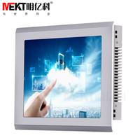 панель vga оптовых-panel waterproof IP65 10/9.7 inch touch screen monitor lcd PC display/Industrial Steamship, railway, airp/hdmi DVI/VGA/DC/USB