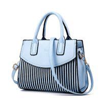 bolsos de bolsos cielo azul al por mayor-El diseñador del bolso de las mujeres bolso de cuero de la PU del bolso de Crossbody del hombro de las mujeres diseñador de la bolsa de asas caliente Luxuy monedero de los bolsos (azul cielo)