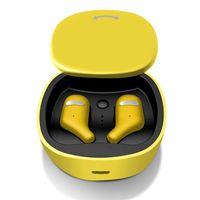 auriculares ocultos al por mayor-Mini auriculares A2 ocultos Tws Auriculares inalámbricos Bluetooth 5.0 Auriculares Auriculares Auriculares para Iphone X 8S MAX SAMSUNG