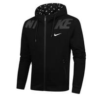 vestes de basket-ball de mode achat en gros de-Automne manches longues mens designer veste nouvelle lettre sport sweats à capuche pour les hommes de la mode en cours d'exécution basket hoodies hommes livraison gratuite