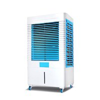 enfriadores de agua de enfriamiento al por mayor-Duolang 2018 nuevo control remoto Ventilador de enfriamiento DL-6000 enfriadores de aire de agua domésticos