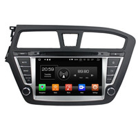 Wholesale phone 3g mp4 resale online - IPS Android Octa Core din quot Car DVD Radio GPS for Hyundai i20 With Bluetooth G G WIFI USB GB RAM GB ROM