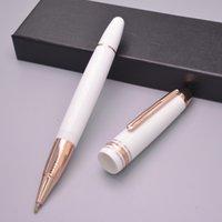 ingrosso numeri di compleanno-2019 alta qualità 149 bianco resina penna a sfera ufficio scuola cancelleria di lusso scrittura regalo di compleanno penne a sfera con numero di serie mb