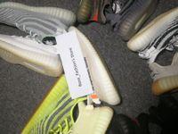 Wholesale cream for women resale online - Static M reflective running shoes for men women BELUGA ZEBRA Cream Butter Sesame Blue Tint Mens Static trainer breathable sports sneakers