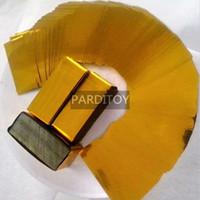 Wholesale mylar paper resale online - 20kg Event party decoration gold and silver mylar confetti metallic confetti paper cm