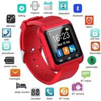 nouveau podomètre de montre achat en gros de-Nouveau Femmes Montre Intelligente LED Écran Couleur Horloge Bluetooth Rappel D'appel Fitness Tracker Podomètre Montre De Sport Intelligente Reloj montres