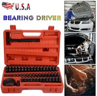 Wholesale tools installer for sale - Group buy 51Pcs Bush Bearing Driver Set Removal Installer Remover Built Hand Repair Tool
