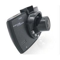 "ingrosso coda kit cctv-2019 G30 2.4"" Dvr 120 gradi grandangolare 720P completa Camera Recorder Registrator Notte G-Sensore Vision Dash Cam"