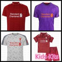 8fdd31facf6 Wholesale soccer team uniforms kits resale online - red Mohamed SALAH M  SALAH soccer Jersey ttg