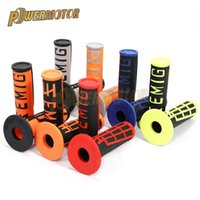 Wholesale sell gps resale online - 2019 New Hot Selling Handle MX Grip EMIG Grip FOR To KLX CRF Motorcycle Dirt Pit Bike Rubber Handlebar Twist For GEL GP