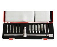 ingrosso fabbro forniture-Nuovo arrivo DL 12pcs strumenti super-aperti aperti strumenti fabbro auto serratura scegliere set fabbro forniture professionali