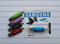Wholesale usb stick samsung for sale - Group buy DHL shipping GB GB GB GB GB Samsung OTG usb flash drive USB3 pendrive Real capacity OTG flash Memory stick U disk