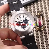 relógios de esporte venda por atacado-Novo Quartz Big Bang hot man data marca DIAGONO assistir frete grátis de Alta qualidade mestre homens relógio relógios esportivos de luxo pulseira de borracha