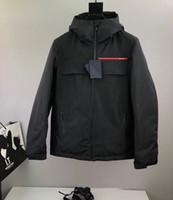 ingrosso maglioni nere fredde-Felpe firmate mens di alta qualità con cappuccio nero moda felpe firmate di moda più venduto streetwear felpa nave libera