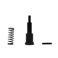 Wholesale accessories for rifles online - New Steel Airsoft Toy Forward Assist with Spring for WA M4 GBB GB Softair M4 Rifle accessories Black