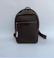 кожаные вещевой мешок женщин оптовых-Горячая распродажа классические модные сумки женщины мужчины искусственная кожа рюкзак стиль сумки вещевые сумки унисекс сумки на ремне