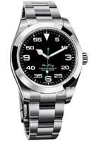 espelho marcas relógios venda por atacado-Top Marca l Aço Inoxidável Sapphire Vidro Espelho Automático Mecânico Homens Mens Watch Relógios