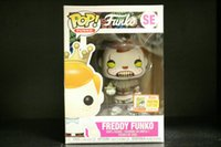 Wholesale freddy figure for sale - Group buy Funko Pop Vinyl Figure Freddy Funko Pennywise SDCC LE4000