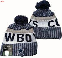 Wholesale cowboy hat crochet resale online - 2020 New Brand Fashion Men Women Cowboys beanie Winter Hats Soft Warm Beanie Caps Crochet Elasticity Knit Casual Warmer Beanies