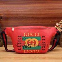 tasarımcı çanta eğilimleri toptan satış-Erkek Tasarımcı Bel Çantası Lüks Çanta Kadın Fannypack Unisex Bel Çantası Lüks Göğüs Çantası ile Marka Mektup Yeni Tasarımcı Eğilim # 2166