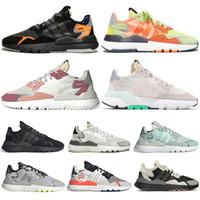 marka ayakkabıları spor yüksek toptan satış-adidas ultraboost nite jogger gel asics off white Yapan 3 M Yansıtıcı Unisex ayakkabı yüksek kalite marka nefes spor ayakkabı üçlü siyah Tüm Beyaz lüks tasarımcı sneakers