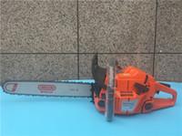 outils à essence achat en gros de-365 tronçonneuse haute qualité 65.1cc 3.4kw essence tronçonneuse famille outils de jardinage pour la coupe du bois