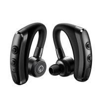 bluetooth k5 großhandel-Neue k5 drahtlose bluetooth kopfhörer business stereo drahtlose ohrhörer kopfhörer mit mic paket für iphone samsung smartphones