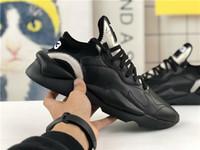venta de zapatos y3 al por mayor-2019 venta caliente diseñador Y3 Kaiwa Chunky zapatillas deportivas Y3 Kaiwa Chunky zapatillas deportivas zapatos de entrenamiento