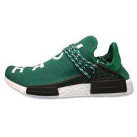 running shoes online al por mayor-2019 Baratos al por mayor en línea Raza Humana Pharrell Williams X Sports Running Shoes, descuento Athletic Athletic Shoes