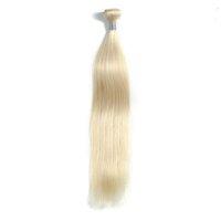 ingrosso trama di capelli neri del colore del getto-Offerta speciale Jet Black Colour Virgin Straight Hair Weaving 100% Malesia Capelli estensioni 10-30 Incsh Double Weft Hair Bundles
