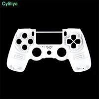 deckt für ps vita großhandel-Vorderes Gehäuse Shell Case für PlayStation 4 für PS4 Controller DualShock 4 Neue, brandneue Qualität