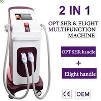 Wholesale radio frequency diode machine resale online - Best OPT SHR ipl laser hair removal machine ipl Elight skin rejuvenation machine radio frequency skin tightening beauty equipment