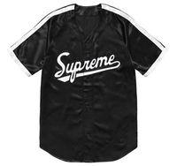 rahat beyzbol formaları toptan satış-2019 yeni casual trend klasik Amerikan spor beyzbol erkek kısa kollu Dikişli Jersey İyi Quanlity