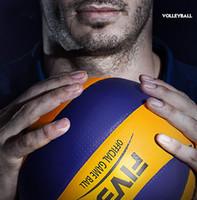 fußball-premier league groihandel-Soft Touch Marke MIS ** Volleyballball MVA 200 Beste Qualität 8 Panels Volleyball-Offizielle Größe und Gewicht Voleibol Facotry Wholesale