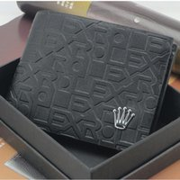 Wholesale genuine leather jewellery for sale - Group buy Unique design Fashion Jewellery Crystal Cufflinks ManSuit MB Cuff Links Men Genuine Leather MB Wallet Card Holder christmas gift