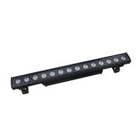 светодиодные прожекторы оптовых-Открытый водонепроницаемый Dj Led Wall Washer 14x30W RGB 3 в 1 COB светодиодные Бар стены стиральная машина света