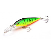 Wholesale bass fishing lures soft for sale - Group buy 1 m g cm Hard Bait Minnow Fishing lures Crankbait Wobbler Depth Dive Bass Fresh Salt water Hook