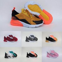 Wholesale max shoe color resale online - 2019 Chaussures Kids Running Shoes Infant boys girls off Black White Red Blue Sports Sneakers Run plus TN Maxes Designer Shoes