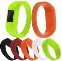 Wholesale silicon wrist resale online - Replacement Wrist Straps Band For Garmin vivofit JR Watch Silicon Strap Clasp For Garmin vivofit JR JR2 Watches watch band bracelet