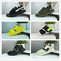 Wholesale lace ivory sandals resale online - with box Men Women Sandals Designer rs x Shoes Luxury sneakers Slide Summer chaussures de Fashion scarpe Slippery Sandals Slipper zapatos