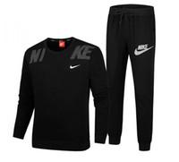 ingrosso costume da jogging-Tute da uomo autunno-inverno per costumi da jogging Giacche da jogging con pantaloni Tute Hip Hop Designer Tute 2266