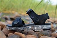neue sommer-stil sandalen männer großhandel-2019 New Style Herren Damen Sandale Unisex Sommer Mode Schuhe Sandalen Hohe Qualität 5 Farben Größe 36-45