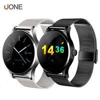 Wholesale k88h smart watch online – 1pcs K88H smart watch smartwatch Inch IPS Round Screen Support Sport Heart Rate Monitor Bluetooth SmartWatch For Apple IOS Android