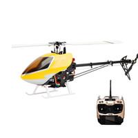 helicóptero rc flybarless al por mayor-JCZK 450 DFC 6CH 3D Flybarless RC Helicopter RTF